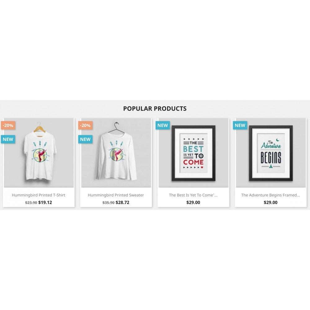 module - Zarządzanie produktami na stronie głównej - Featured products - 2