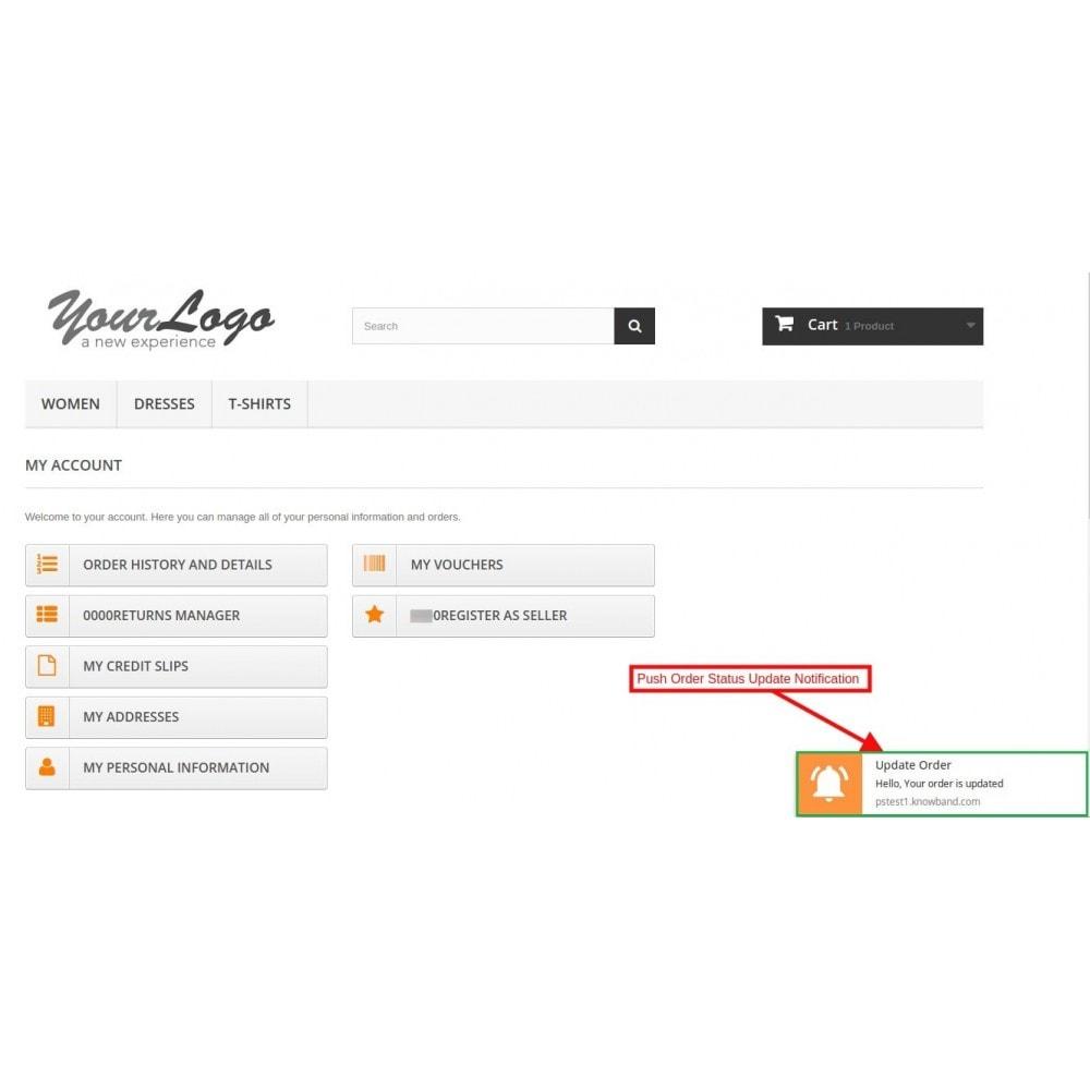 module - Promoties & Geschenken - Web Push Notification - 4