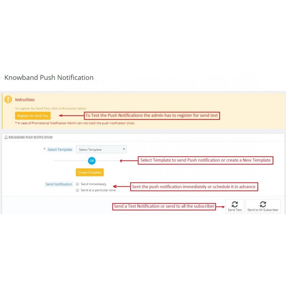 module - Promoties & Geschenken - Web Push Notification - 10