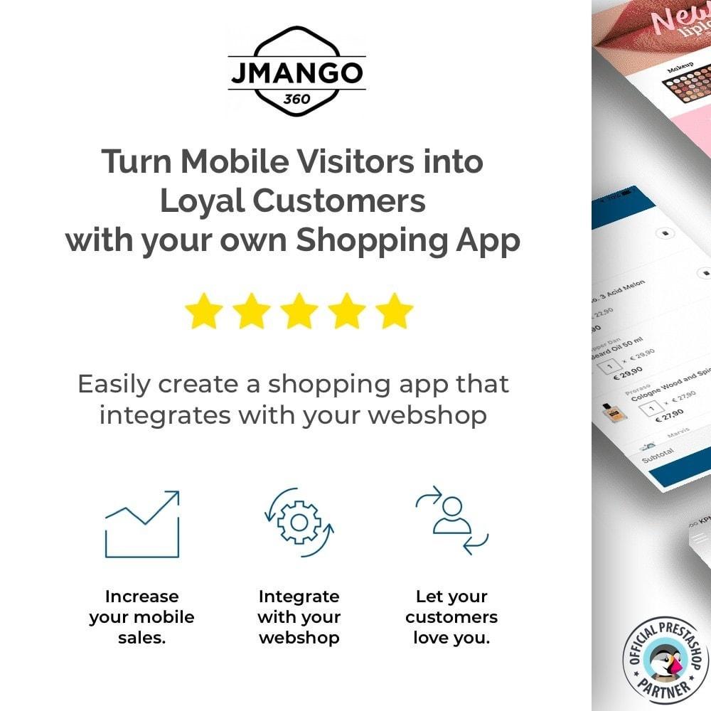 module - Мобильный телефон - JMango360 Mobile App Builder - 1