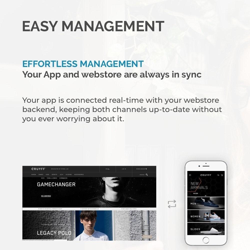module - Mobile - JMango360 Mobile App Builder - 13