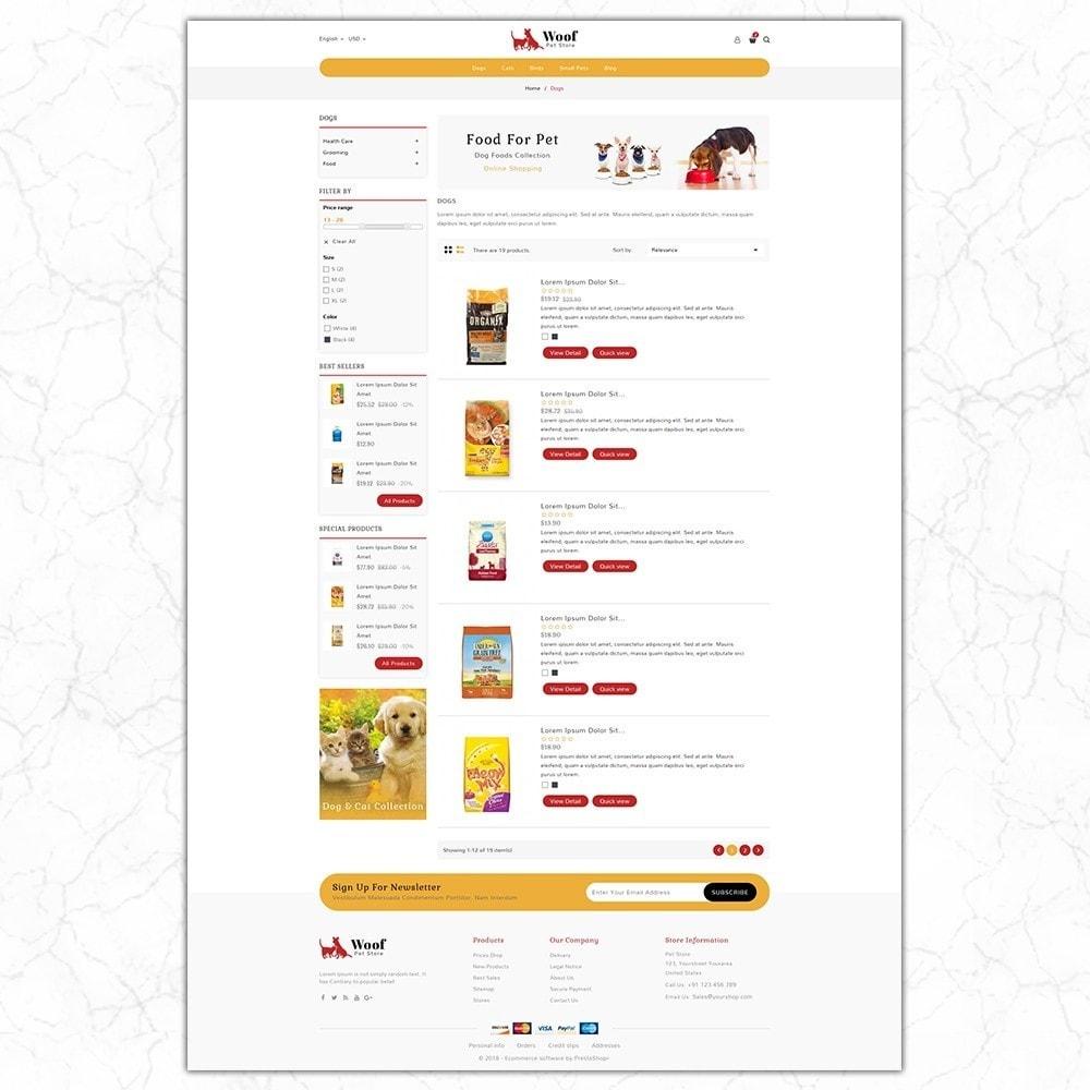 theme - Animais - Pet Store - 3
