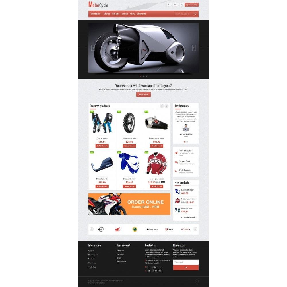 theme - Carros & Motos - VP_MotorCycle Store - 2