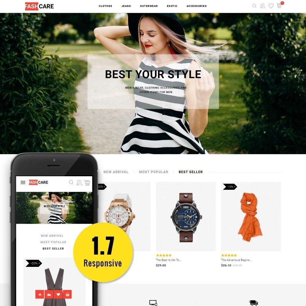 theme - Moda & Calçados - Fashcare Fashion Store - 1