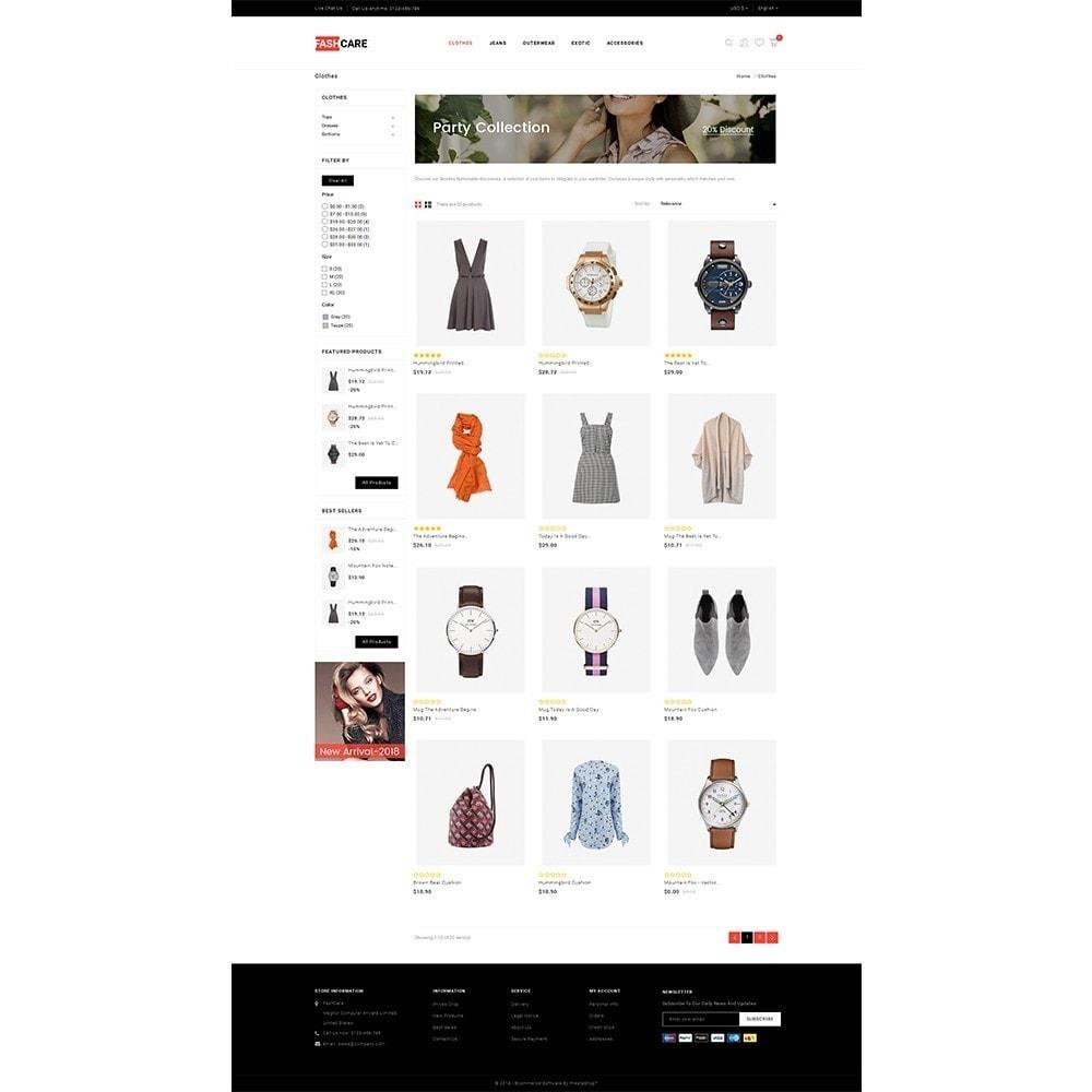 theme - Moda & Calçados - Fashcare Fashion Store - 3