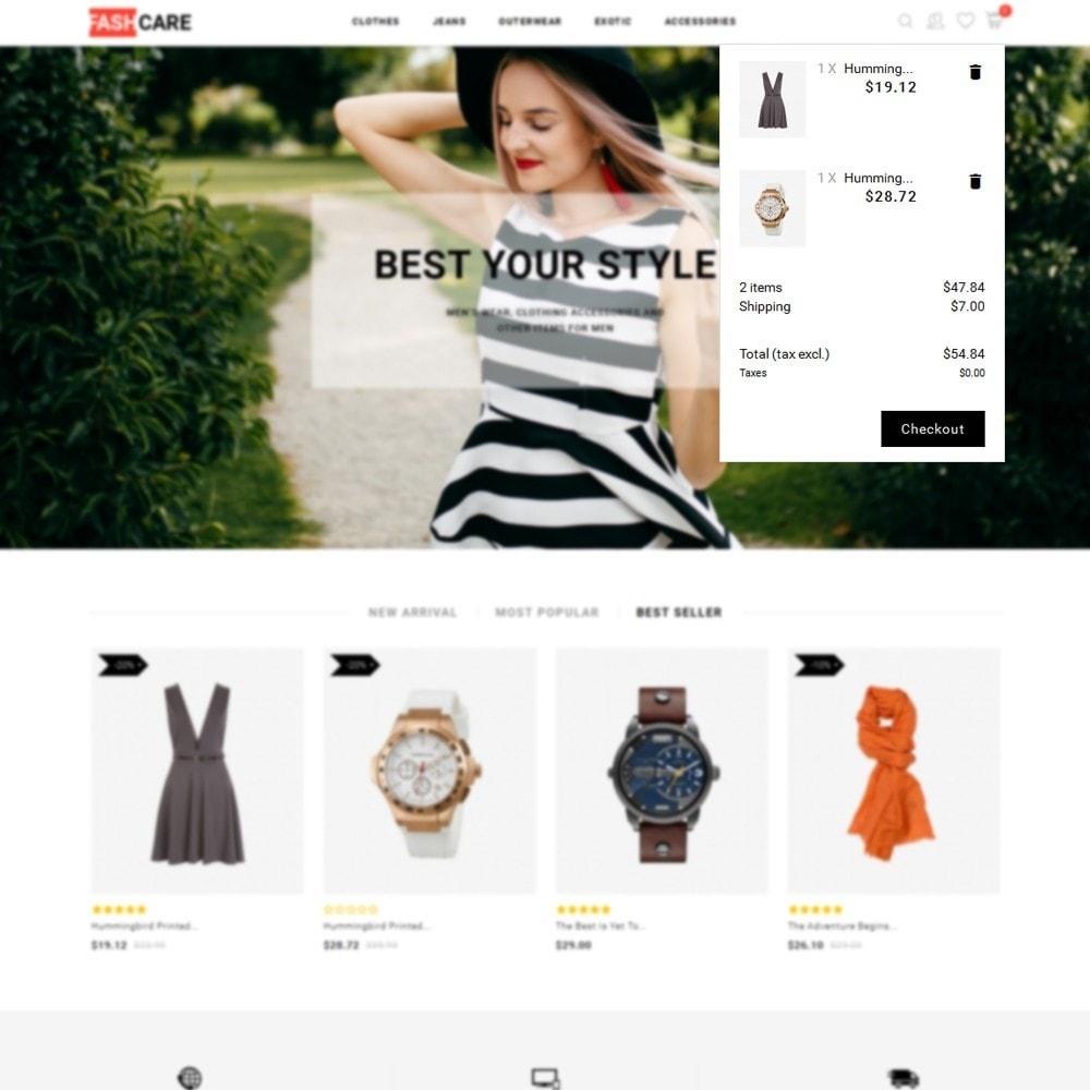 theme - Moda & Calçados - Fashcare Fashion Store - 8