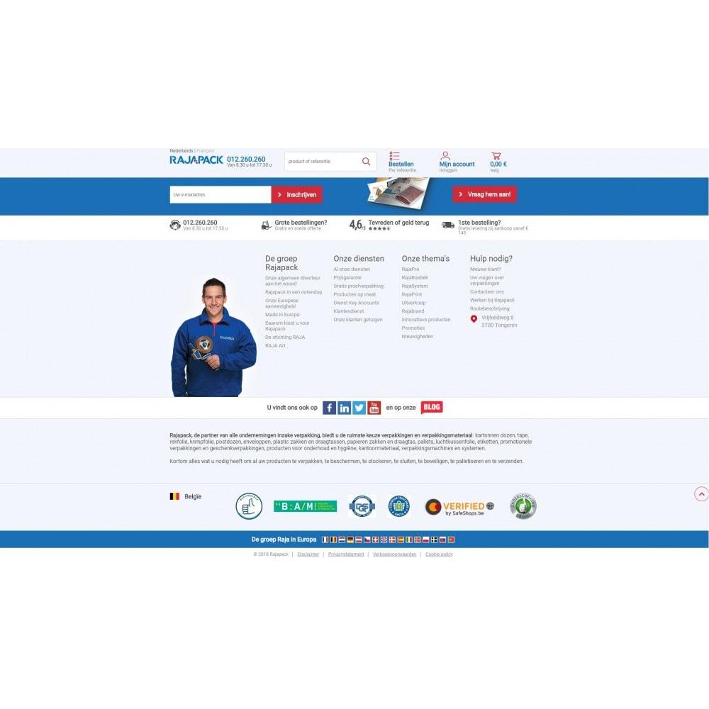 service - Etiquettes & Logos - BeCommerce - 1