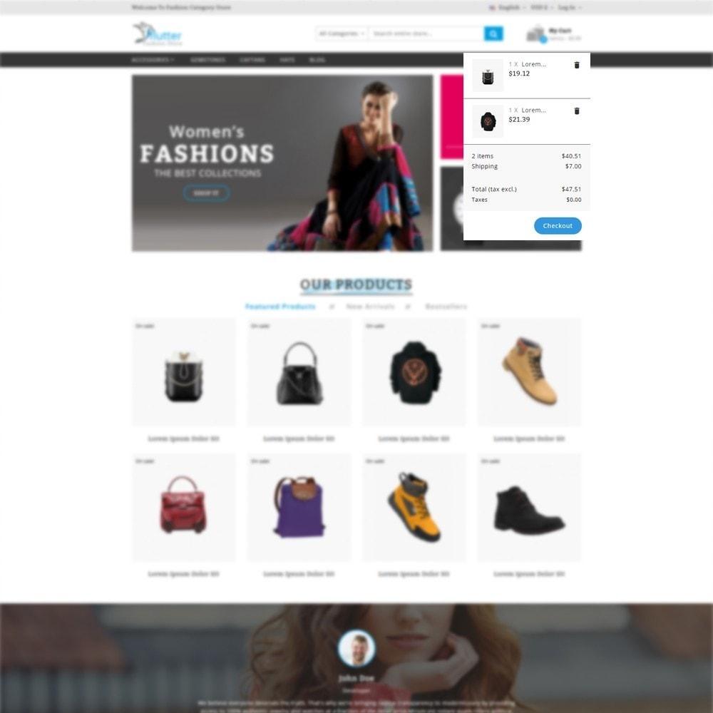 theme - Moda & Calçados - Fashion Store - 8