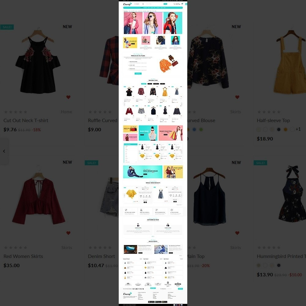 theme - Fashion & Shoes - Gucciy–Fashion  Big Shop - 2
