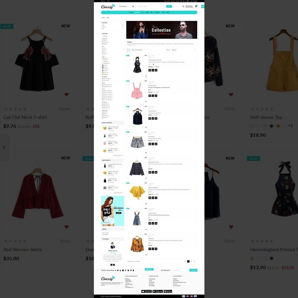 theme - Fashion & Shoes - Gucciy–Fashion  Big Shop - 3