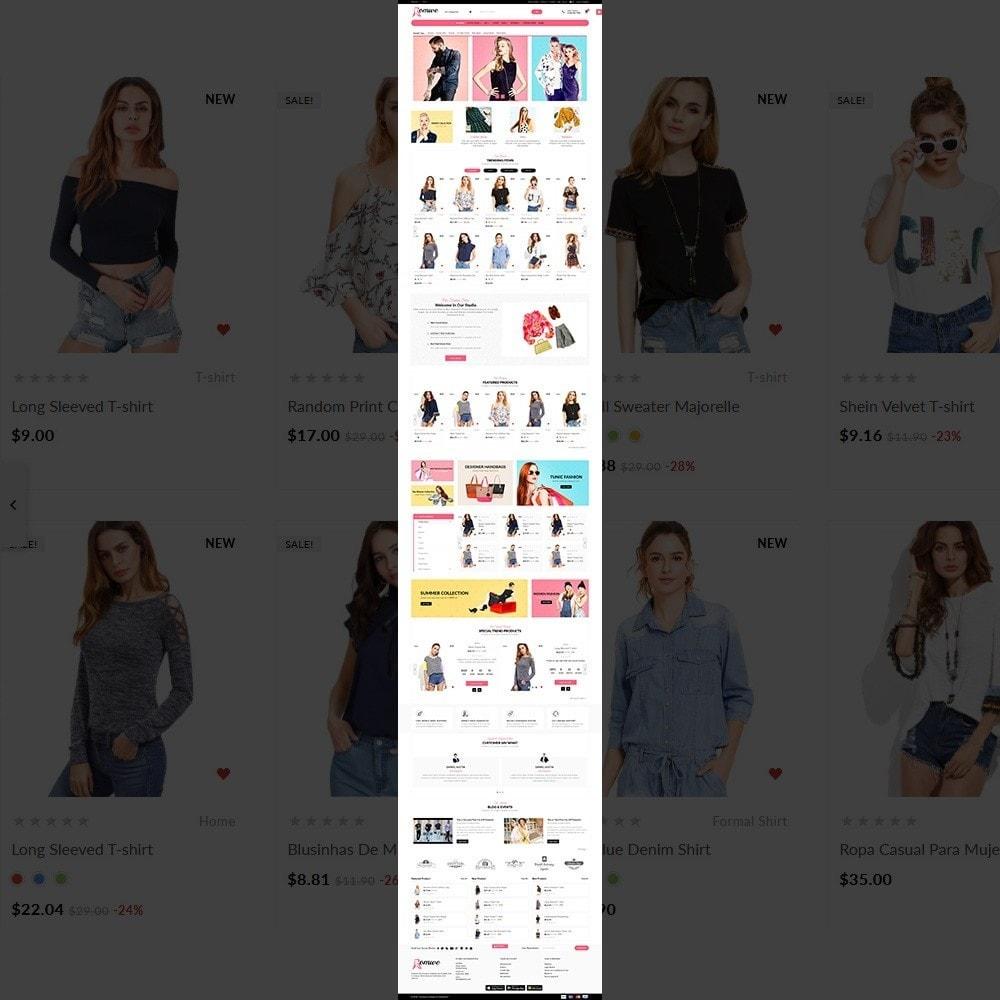 theme - Fashion & Shoes - Omwe–Fashion  Mega Shop - 2