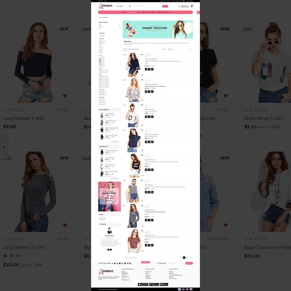 theme - Fashion & Shoes - Omwe–Fashion  Mega Shop - 3