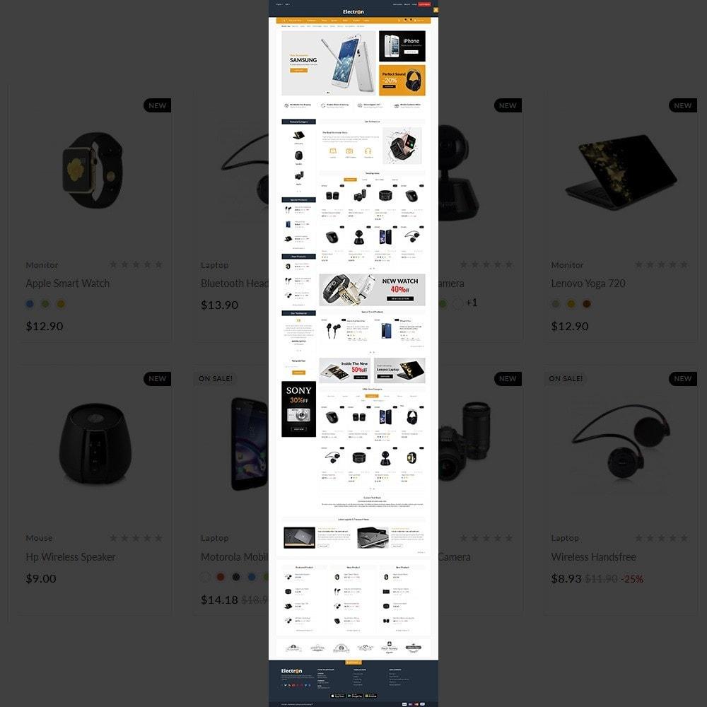 theme - Electronique & High Tech - Electron–Electronic Mega Mall - 2