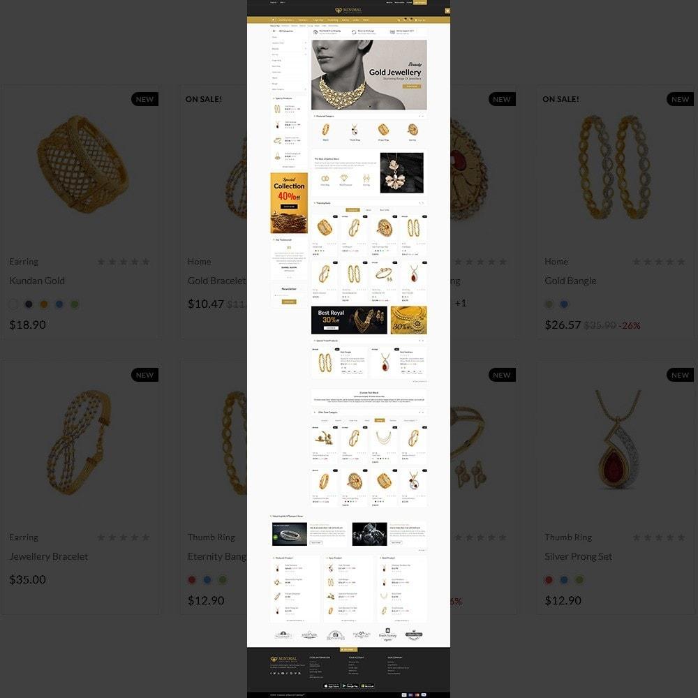 theme - Bijoux & Accessoires - The Diamond –Jewelry Mega Shop - 2