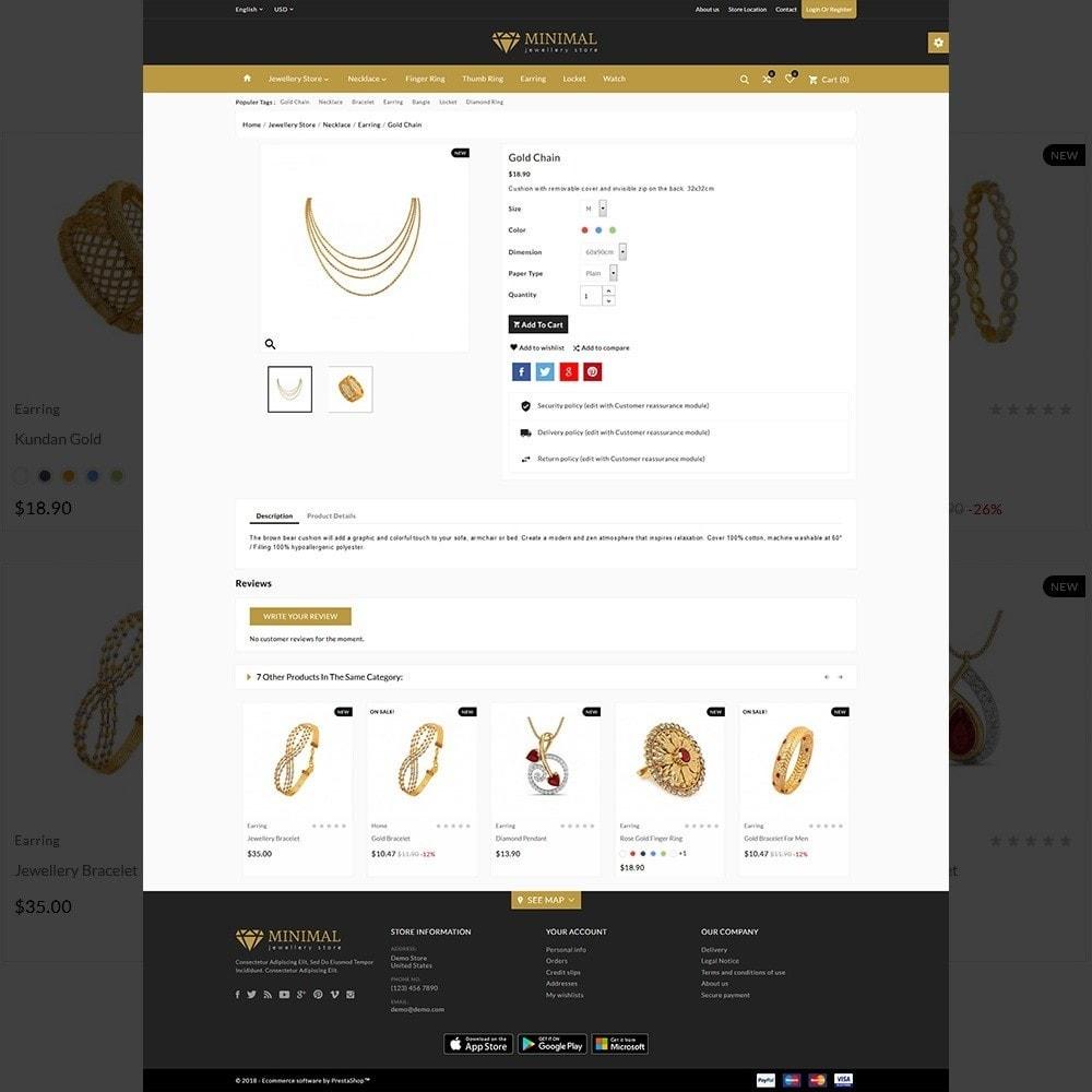 theme - Bijoux & Accessoires - The Diamond –Jewelry Mega Shop - 5