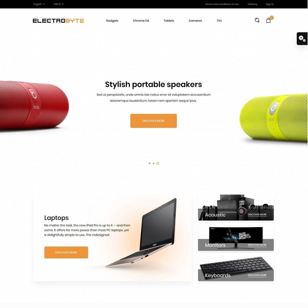 theme - Eletrônicos & High Tech - Electrobyte - High-tech Shop - 2