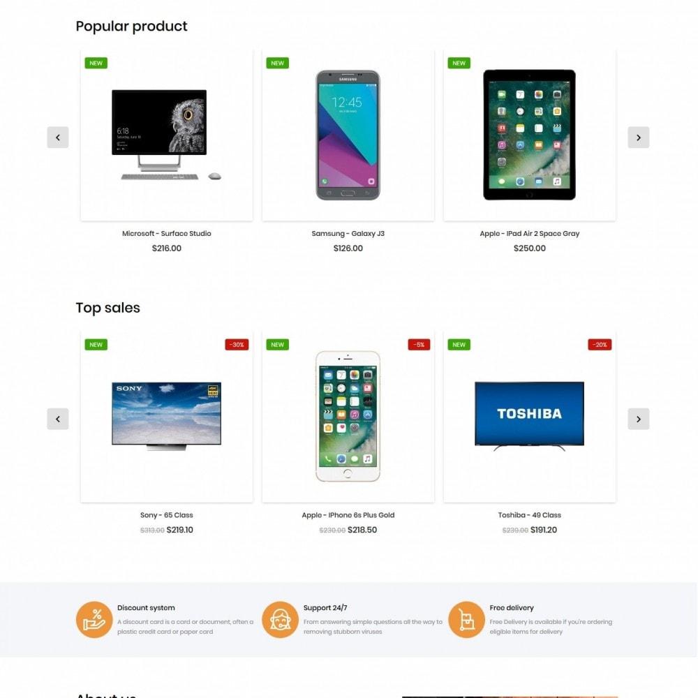 theme - Eletrônicos & High Tech - Electrobyte - High-tech Shop - 3