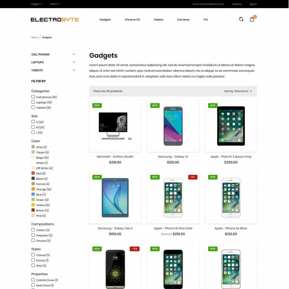 theme - Eletrônicos & High Tech - Electrobyte - High-tech Shop - 5