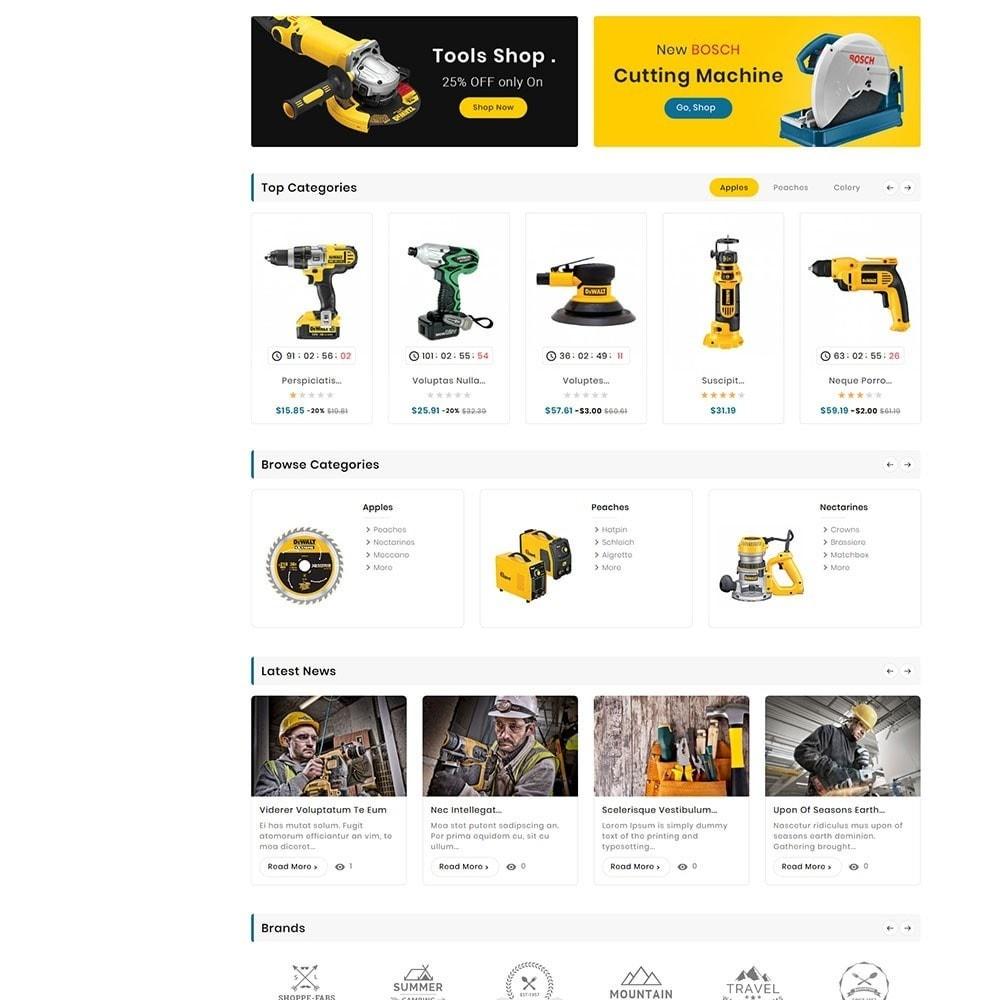 theme - Electronics & Computers - Digital Mart Tools Equipment - 4