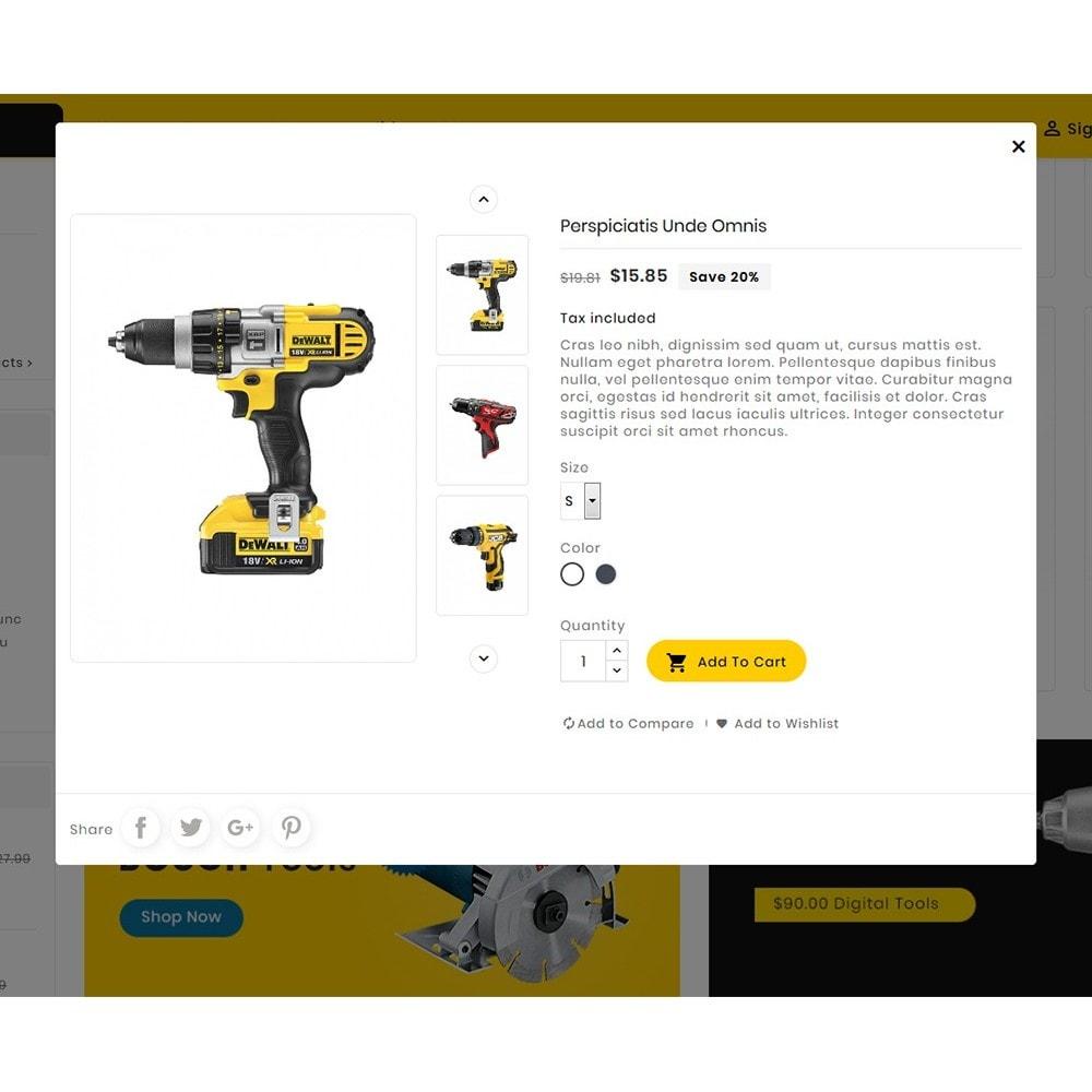 theme - Electronics & Computers - Digital Mart Tools Equipment - 10