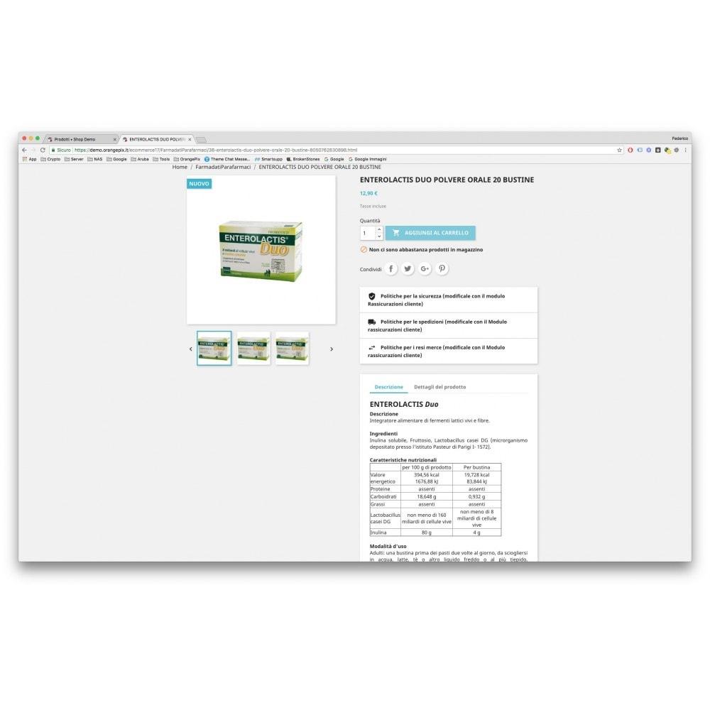 module - Data Import & Export - Importazione FarmaDati - Massivo - 5