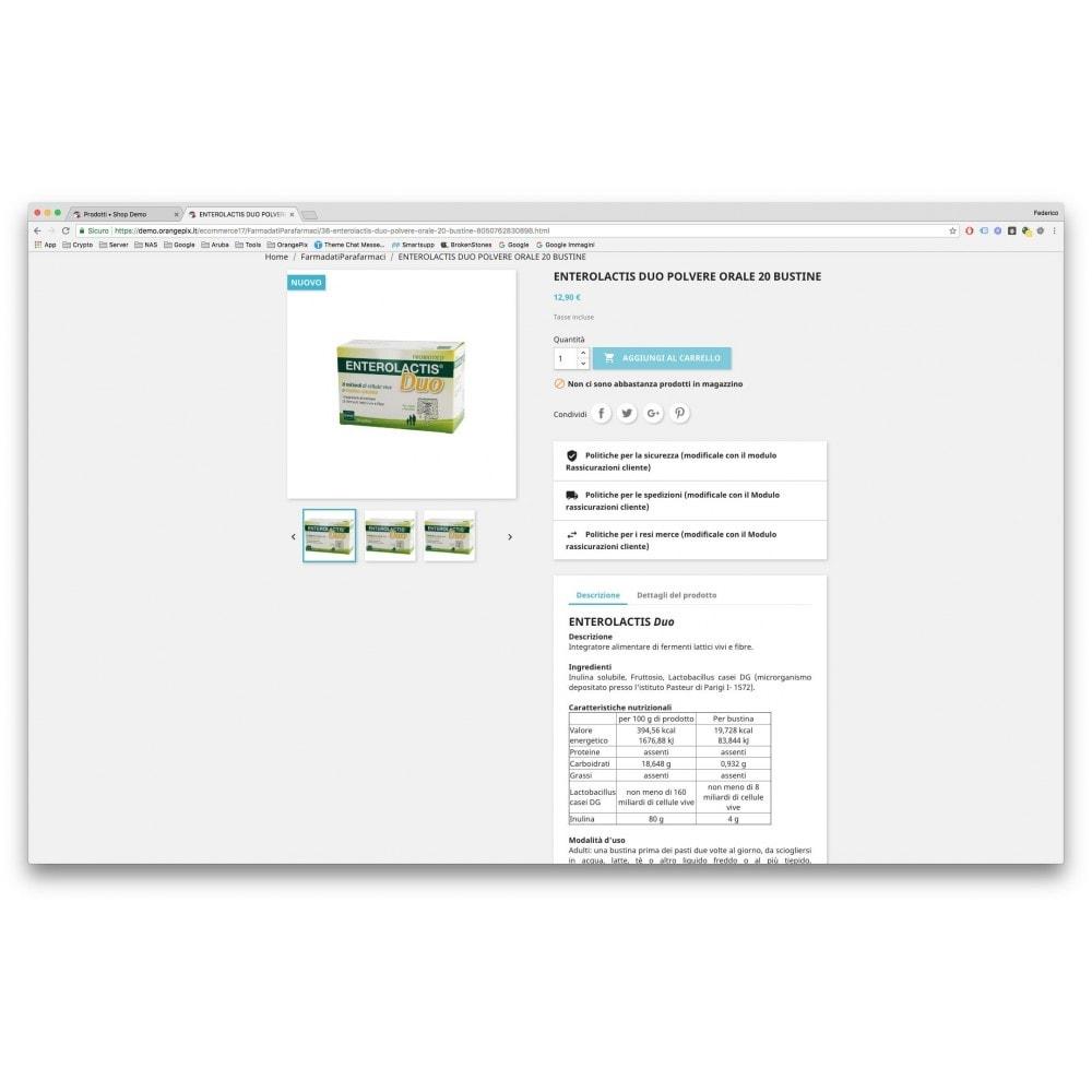 module - Import & Export de données - Importazione FarmaDati - Massivo - 5