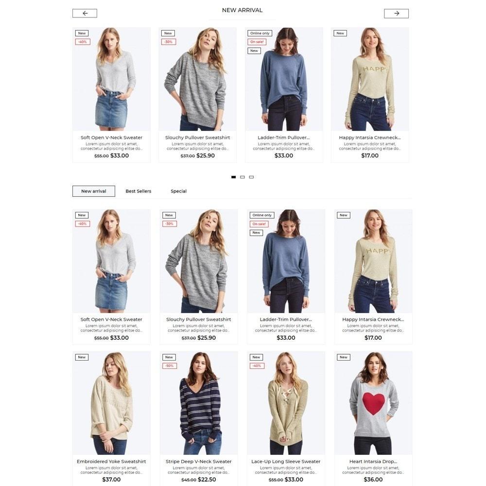 theme - Fashion & Shoes - Dior Fashion Store - 3