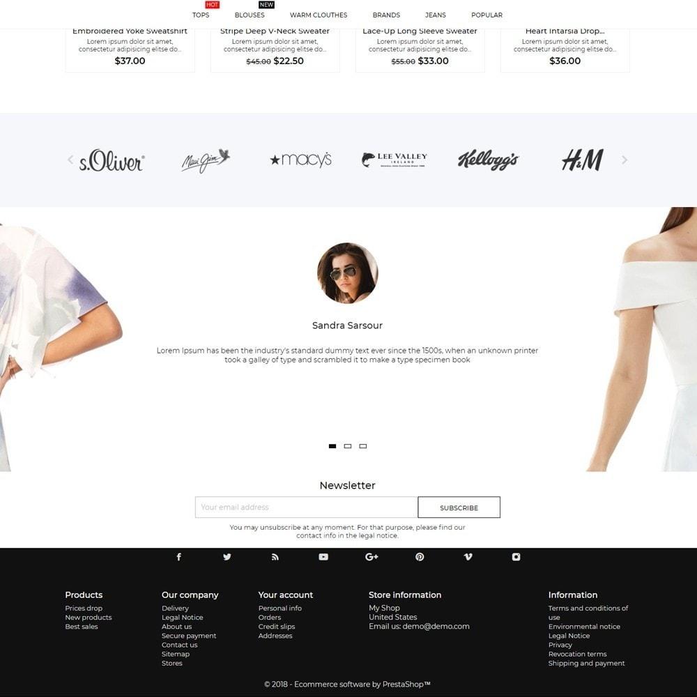 theme - Fashion & Shoes - Dior Fashion Store - 4