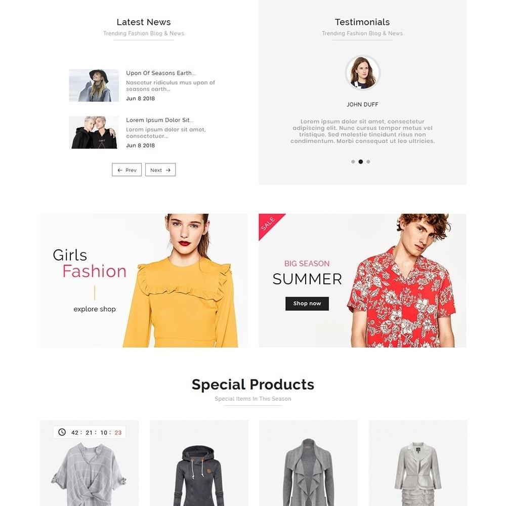 theme - Fashion & Shoes - t2t Fashion Style - 4