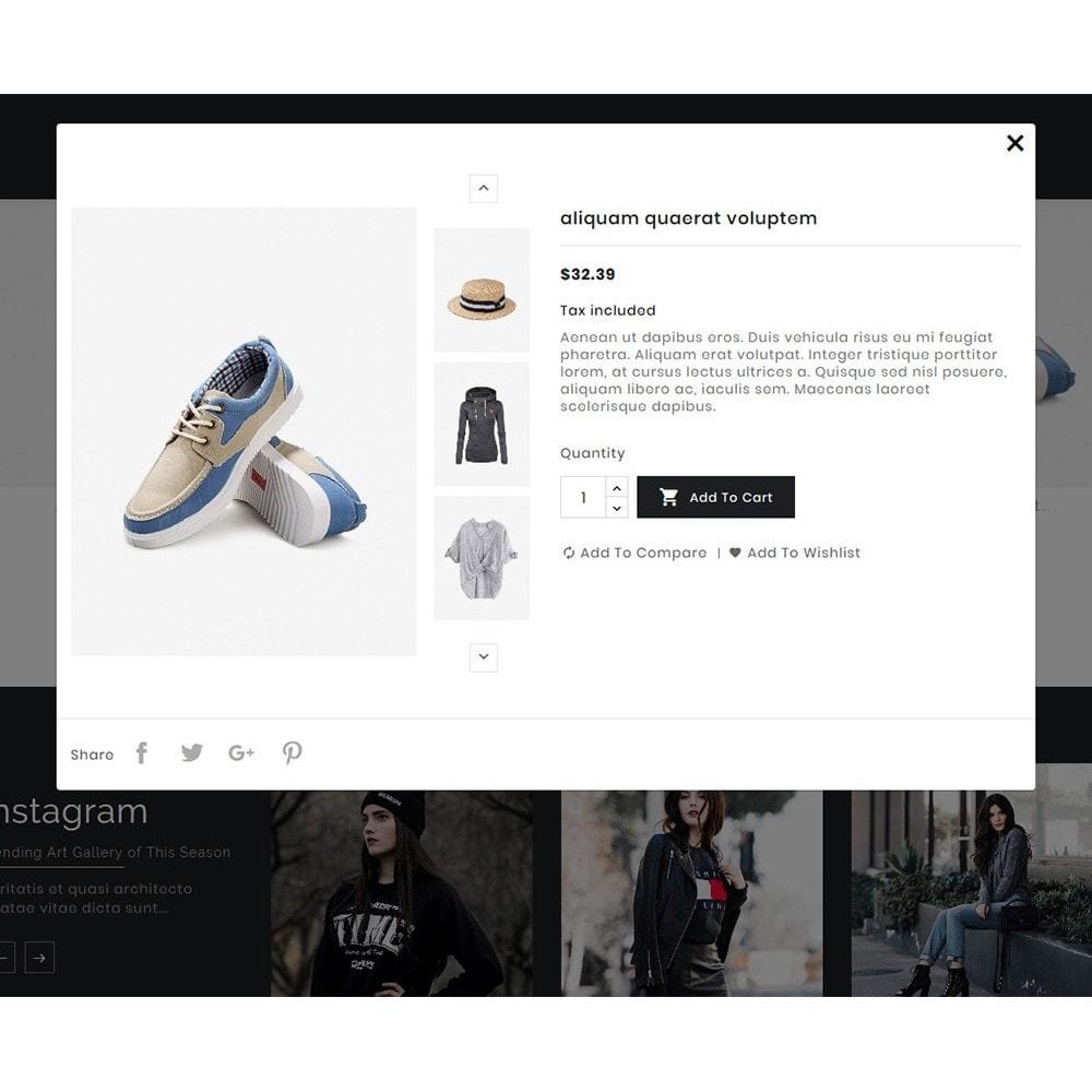 theme - Fashion & Shoes - t2t Fashion Style - 11