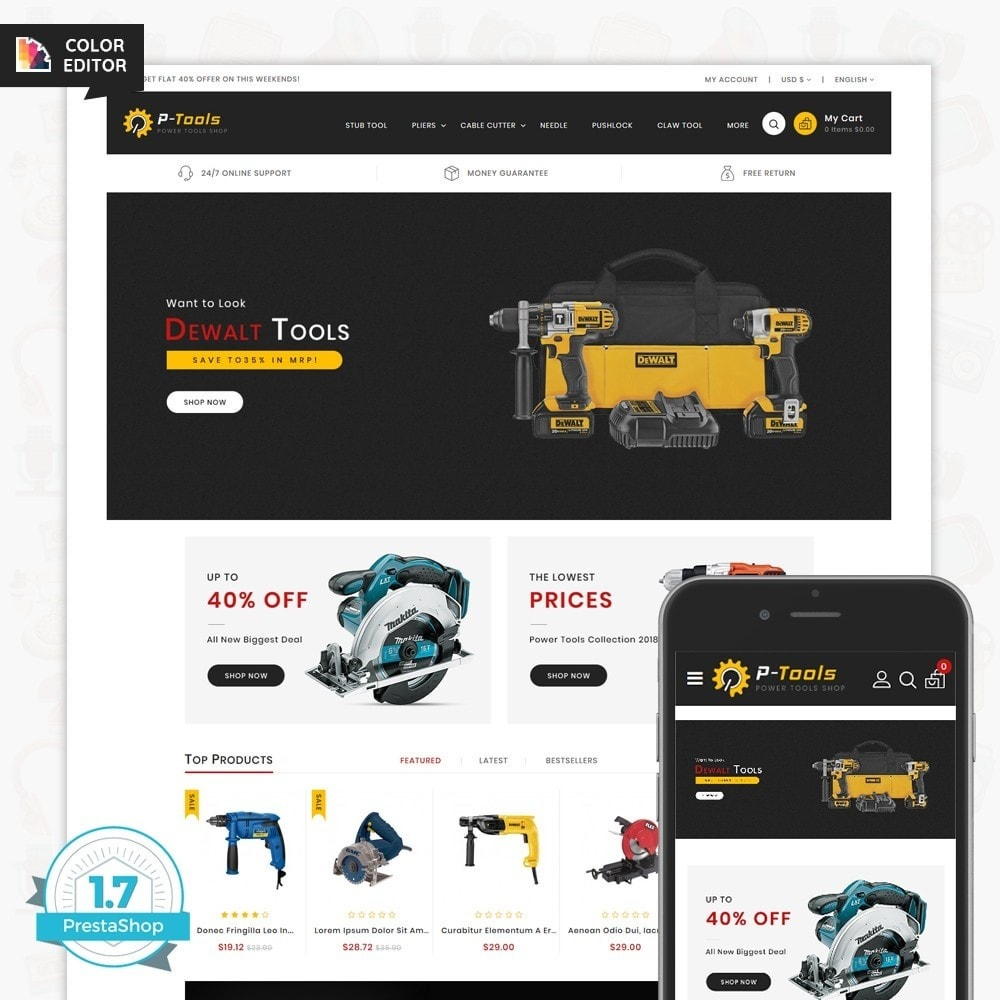 theme - Carros & Motos - P - Tools - Special Power Tools - 1