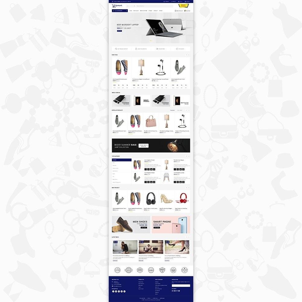 theme - Electronique & High Tech - FlipMart - The Mega Store - 2