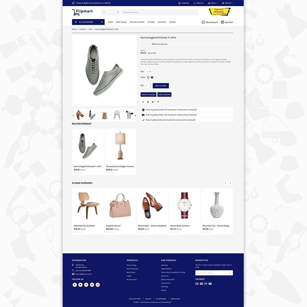 theme - Electronique & High Tech - FlipMart - The Mega Store - 5