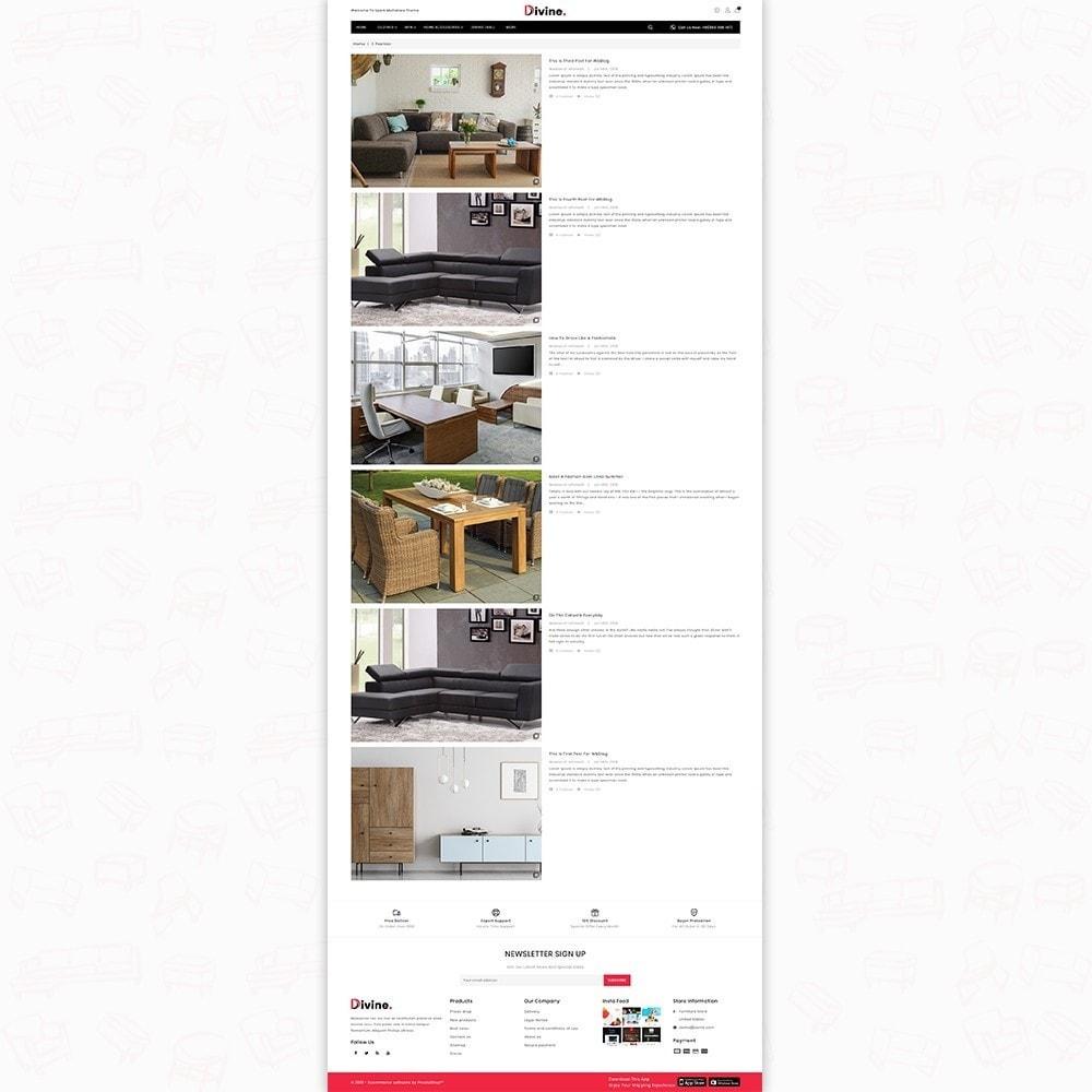 theme - Maison & Jardin - Divine -  The Furniture Store - 6