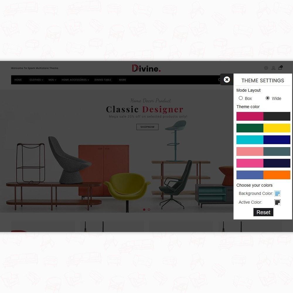 theme - Maison & Jardin - Divine -  The Furniture Store - 8