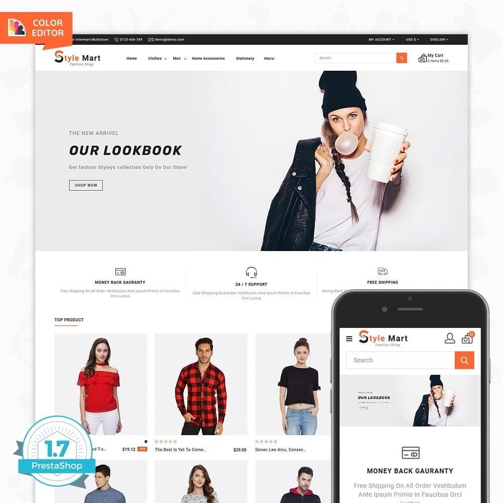 theme - Moda & Calçados - Fashion Mart - The Fashion Shop - 1