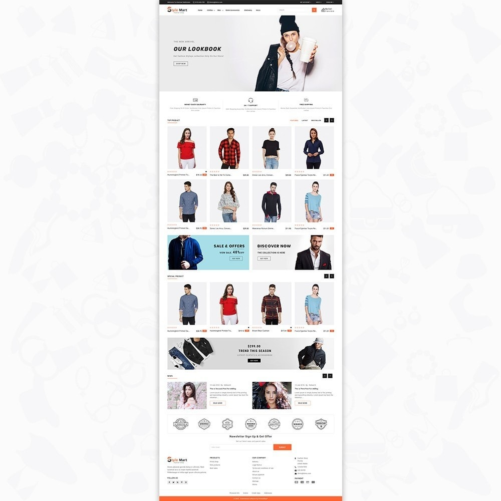 theme - Moda & Calçados - Fashion Mart - The Fashion Shop - 2