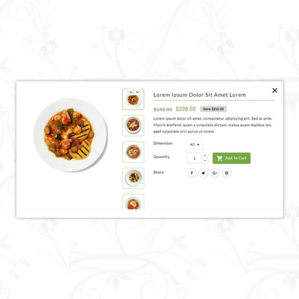 theme - Food & Restaurant - Vegan Food Store - 7