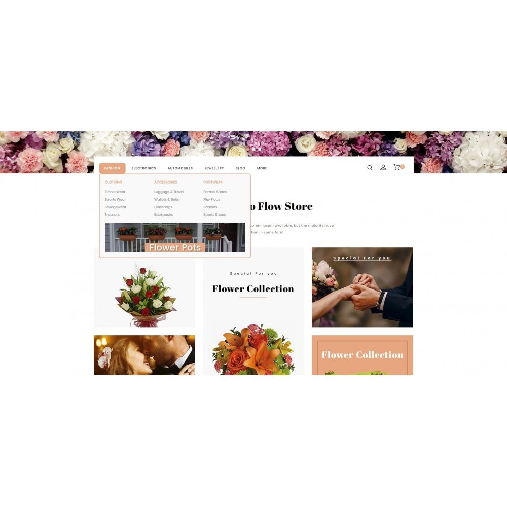 theme - Gifts, Flowers & Celebrations - Flow - Flowers Store - 6