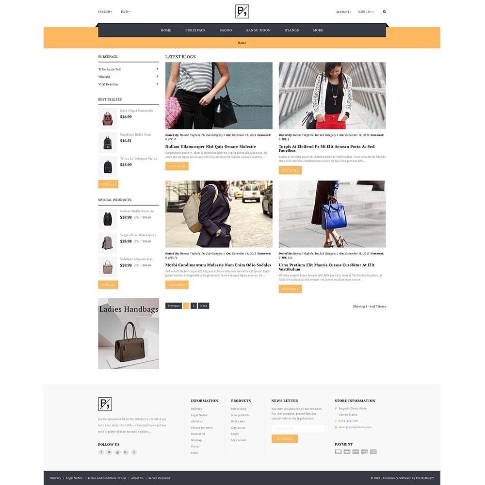 theme - Jewelry & Accessories - Bequote Demo Store - 6