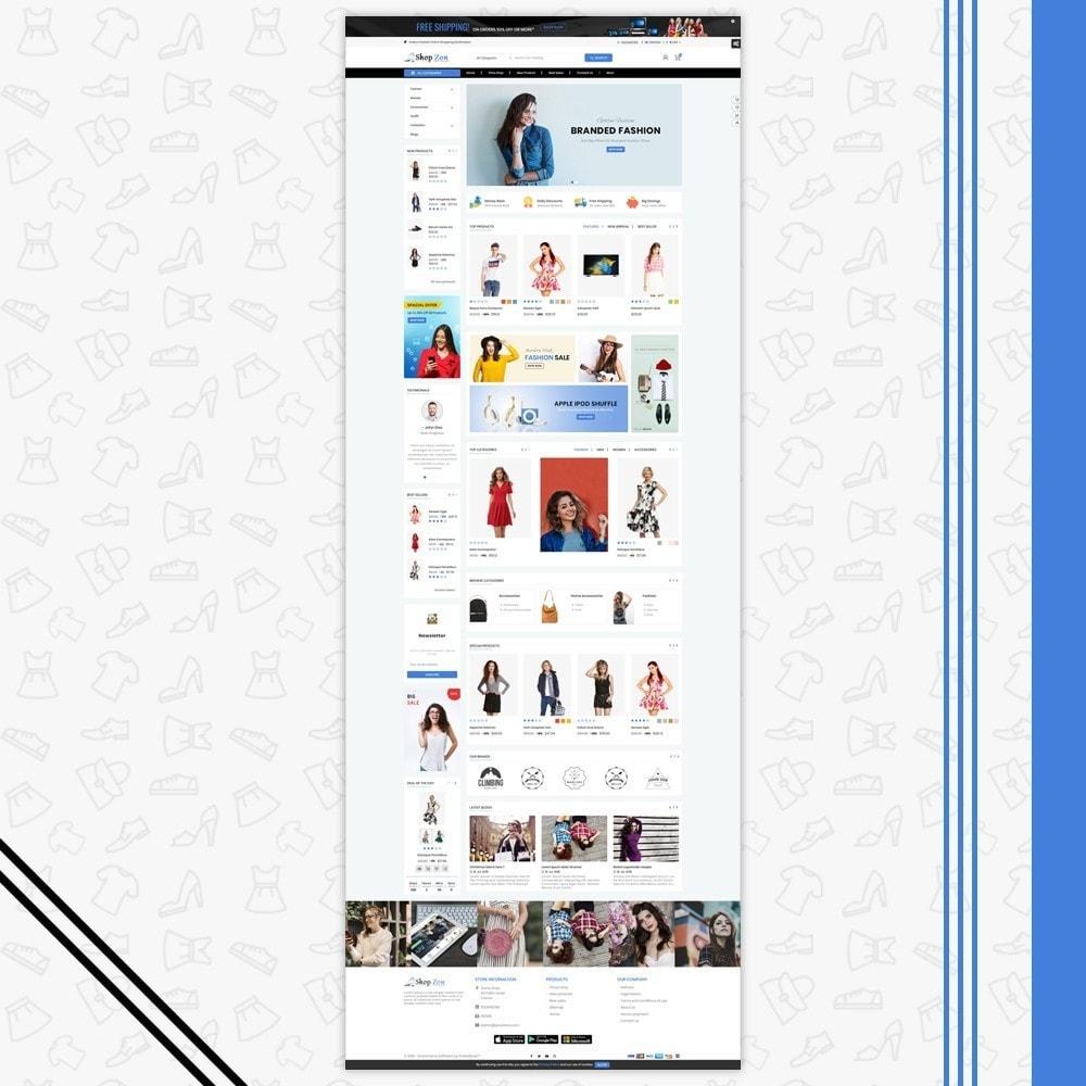 theme - Moda & Calçados - Shop Zone Multi Store - Fashion | Electronics - 2