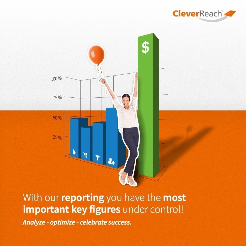 module - Newsletter & SMS - CleverReach® - Newsletter Marketing - 5