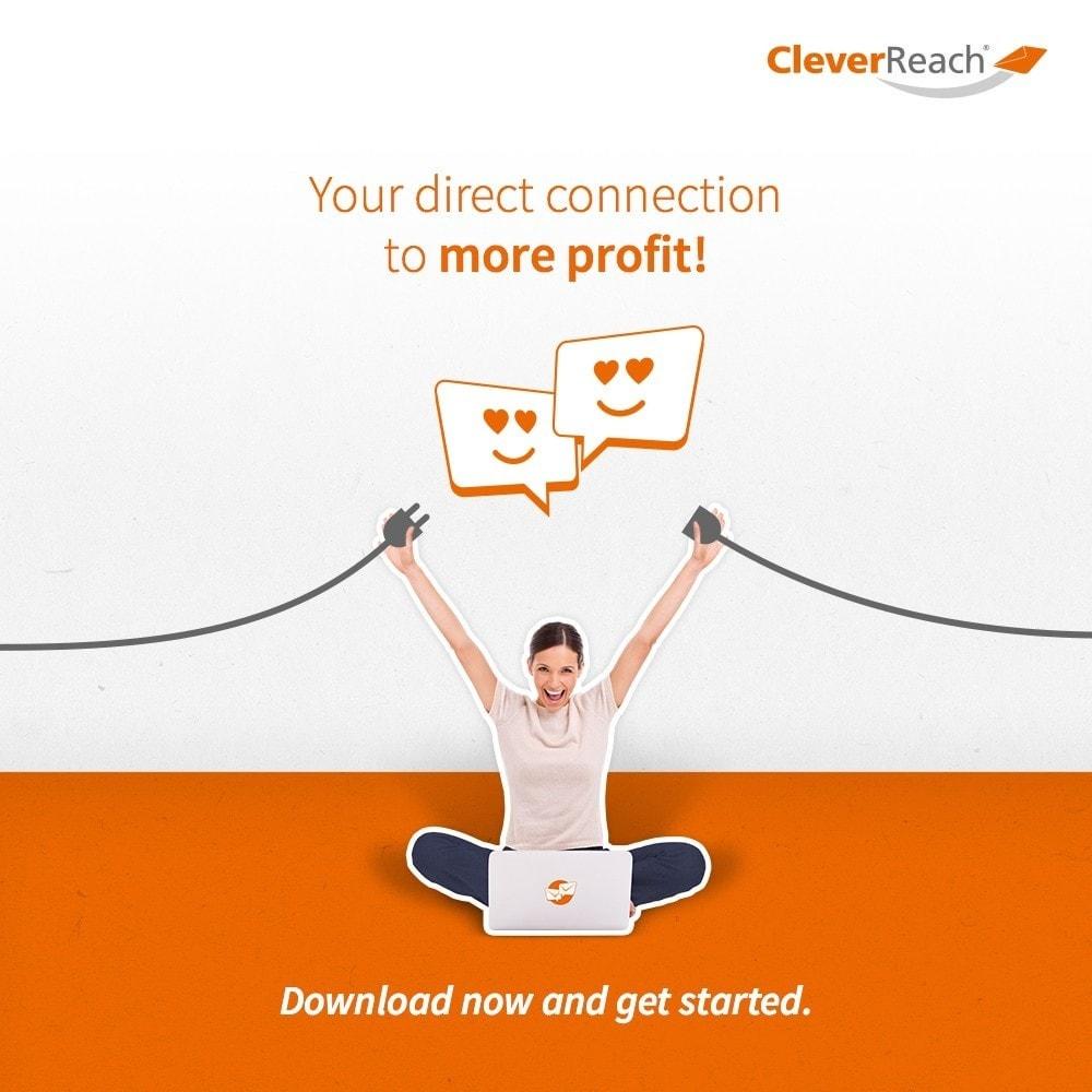 module - Newsletter & SMS - CleverReach® - Newsletter Marketing - 7