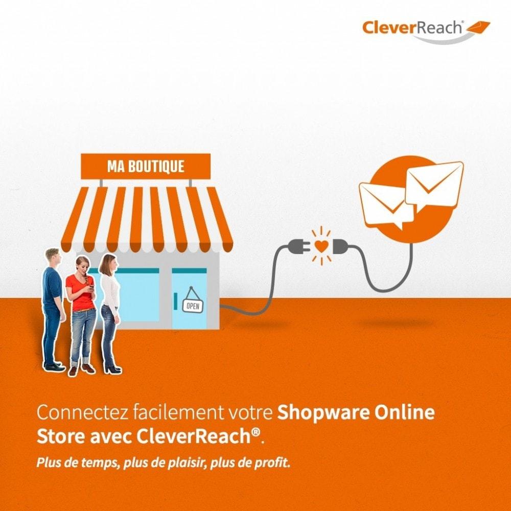module - Newsletter & SMS - CleverReach® - E-Mail Newsletter - 2
