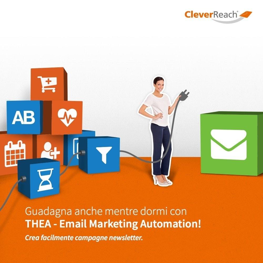 module - Newsletter & SMS - CleverReach® - inviare newsletter - 5