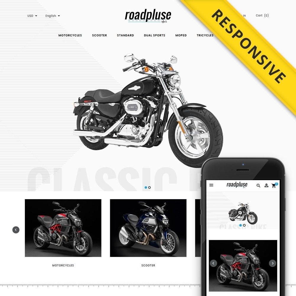 theme - Automotive & Cars - Roadpluse - Bike Store - 1