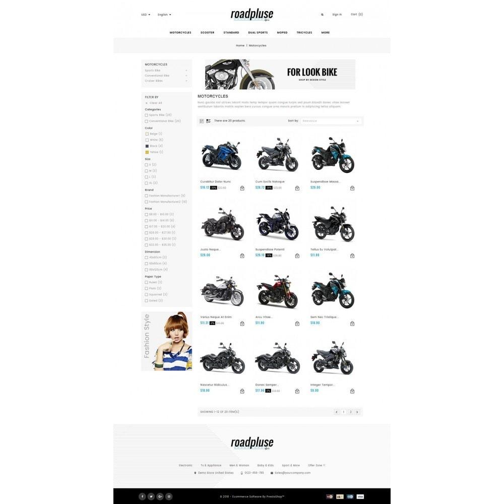 theme - Auto & Moto - Roadpluse - Bike Store - 3