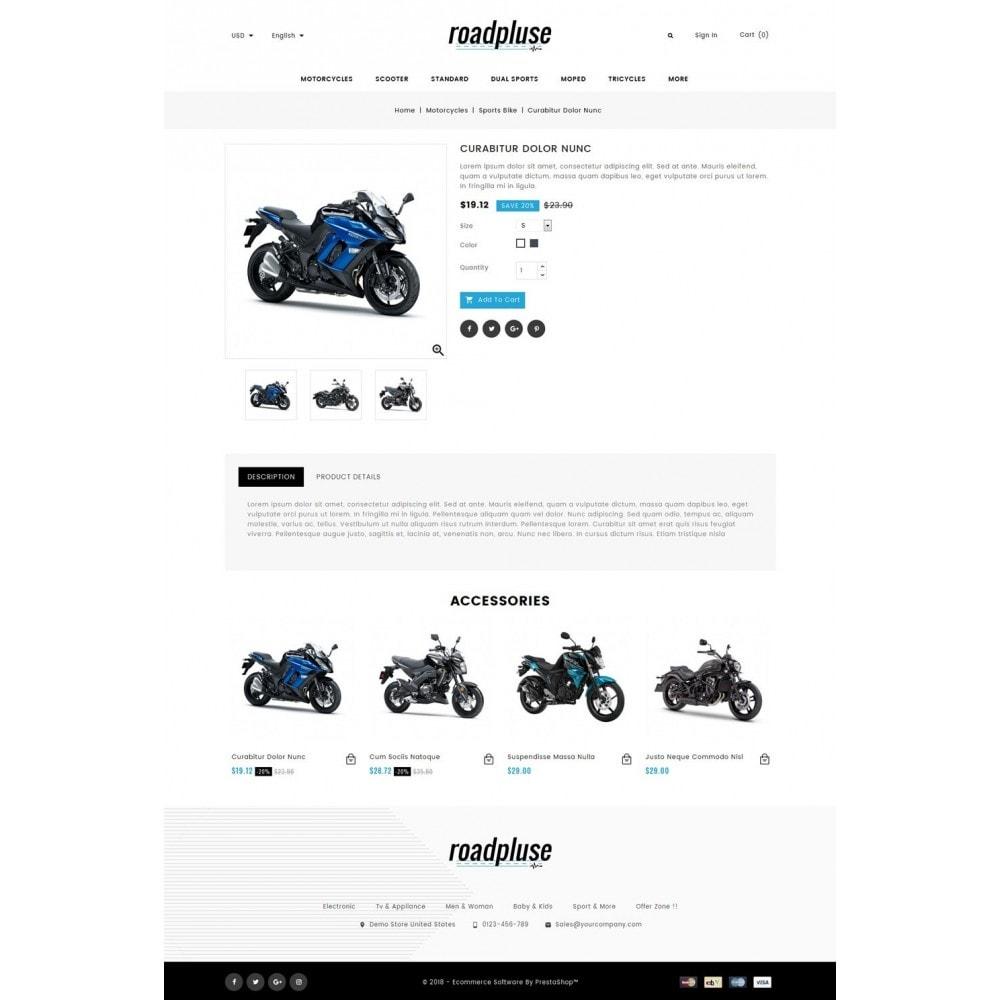 theme - Auto & Moto - Roadpluse - Bike Store - 4