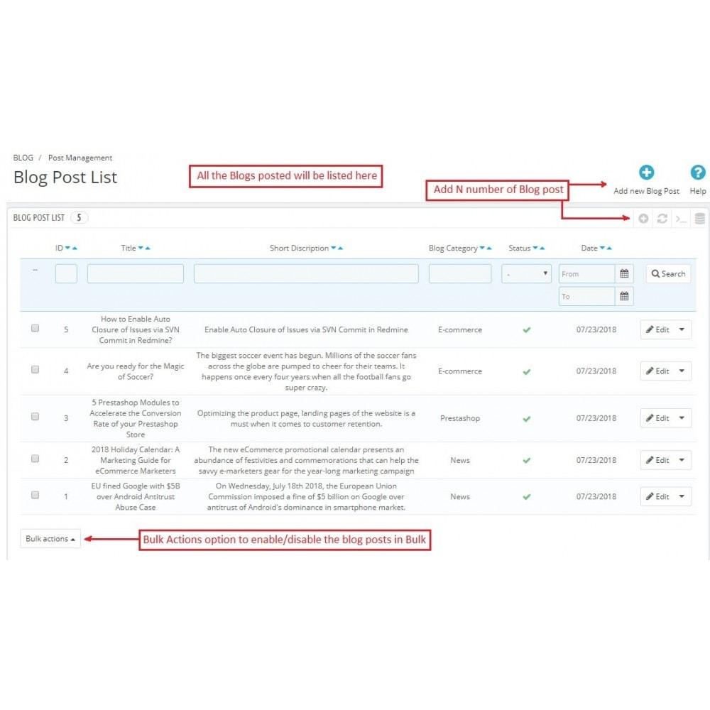 module - Blog, Forum & Actualités - Knowband - Blog - 6