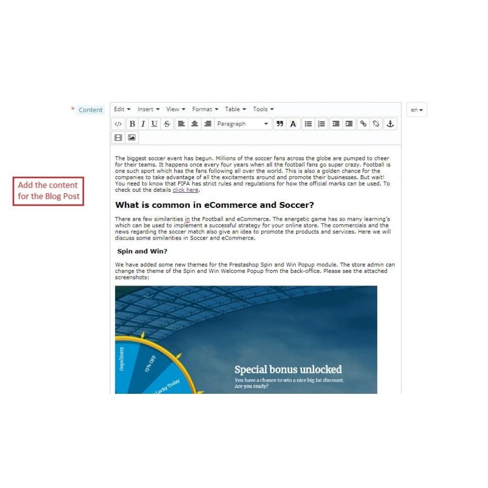module - Blog, Forum & Actualités - Knowband - Blog - 8